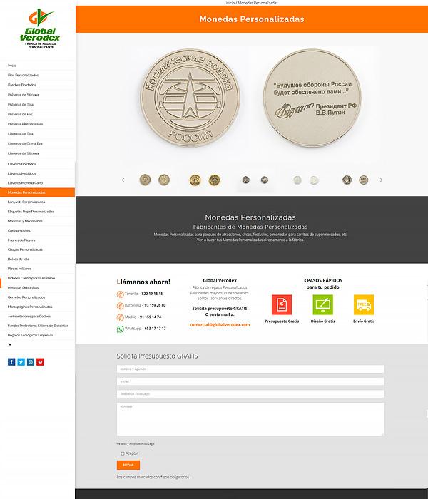 diseño web Pineda de Mar